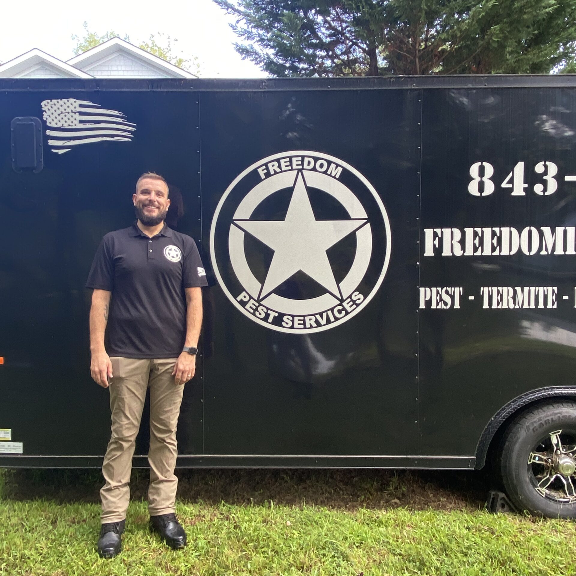 Dale Perry |Freedom Pest Services